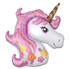 Folieballon SuperShape Magical Unicorn - 73 cm