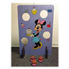 Minnie mouse cake werpen