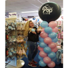 Gender Reveal Pilaar - He or She Pop to See!