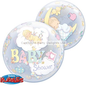 Folieballon Baby Shower 56 cm