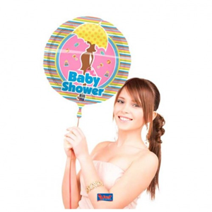 Folieballon Baby Shower Unie 45 cm