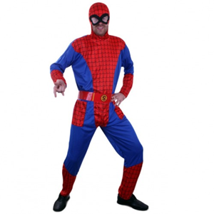 Spinnenweb Man
