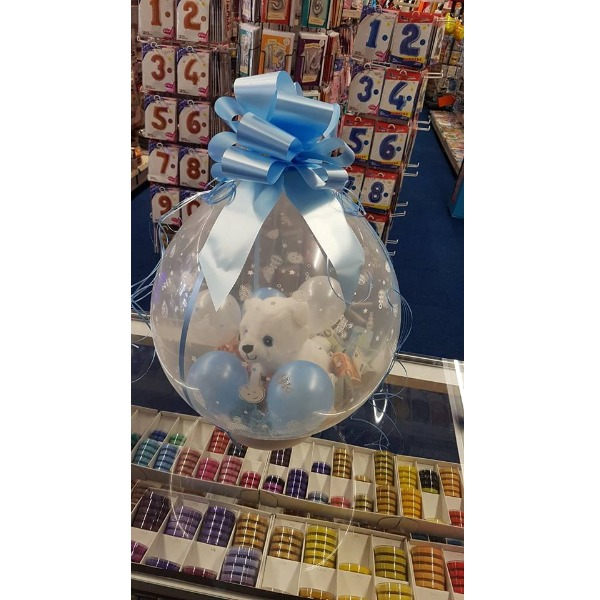 Cadeau Ballon Geboorte Jongen