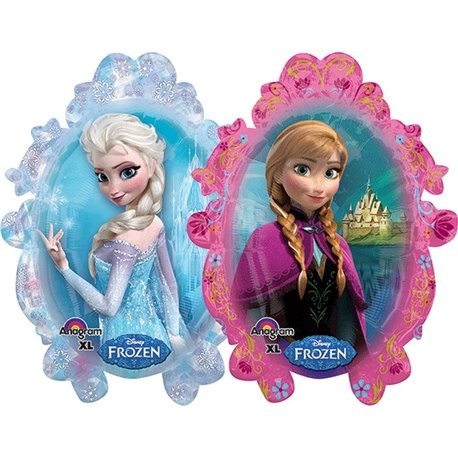 Folieballon Frozen SuperShape 78 cm