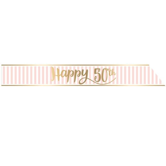 Sjerp Pink Chic Happy 50